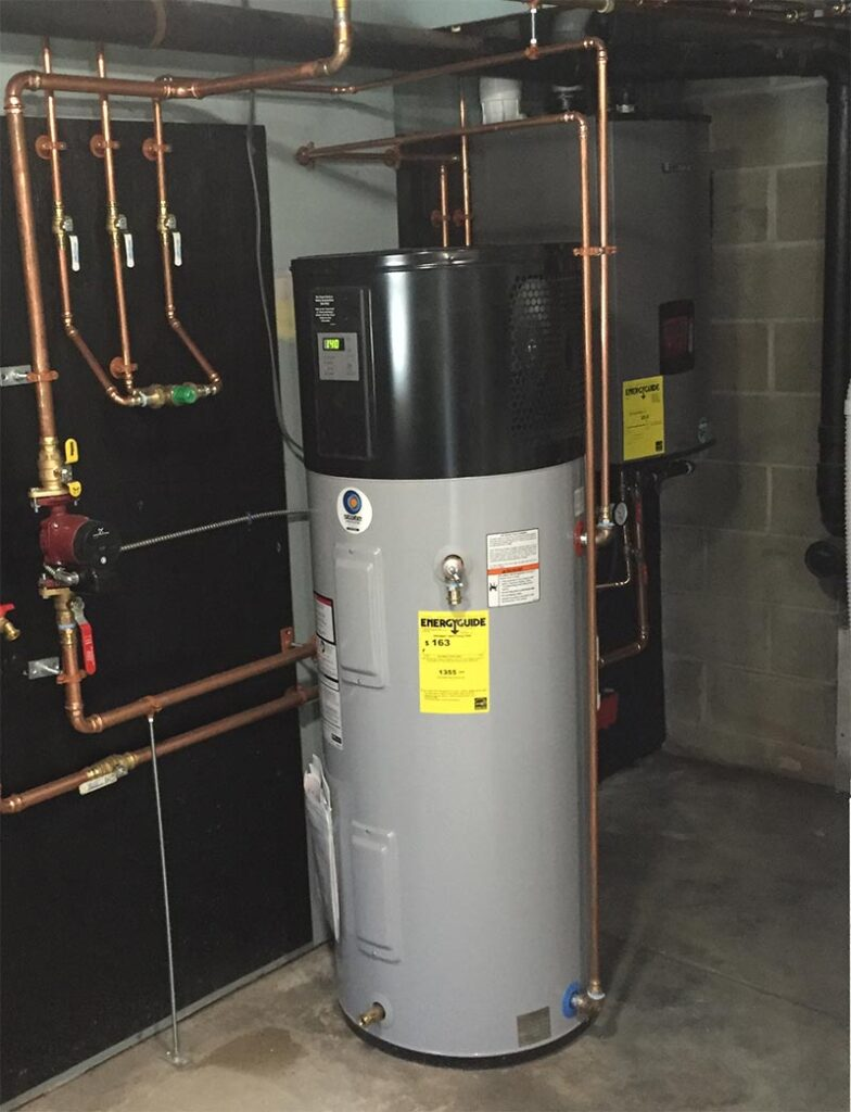 charter oak mechanical - boilers
